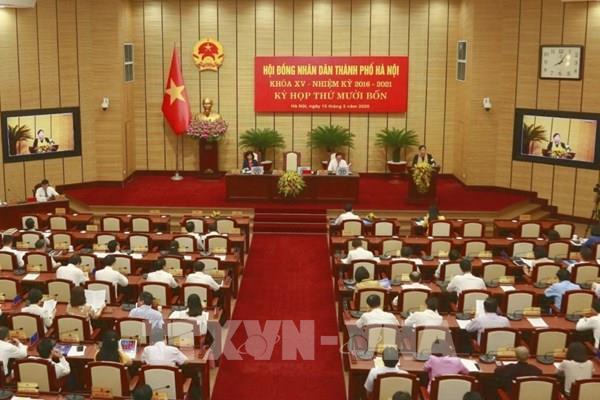 Kỳ họp HĐND TP Hà Nội: Chưa đưa việc xem xét tư cách Đại biểu của ông Lê Cường