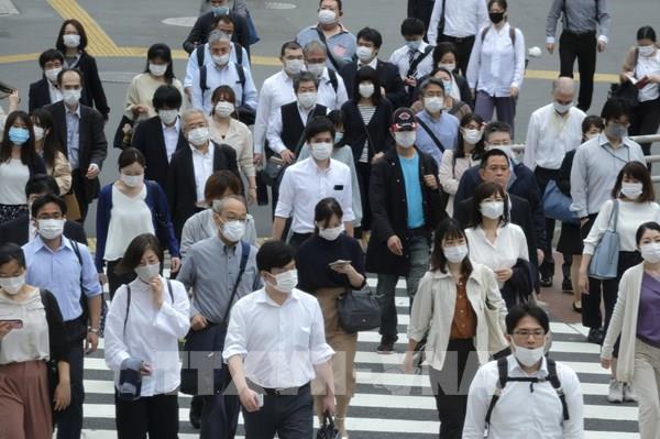 Nhật Bản công bố dự thảo chiến lược tăng trưởng kinh tế hậu COVID-19