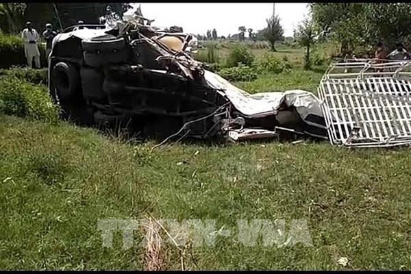 Tai nạn đường sắt thảm khốc tại Pakistan