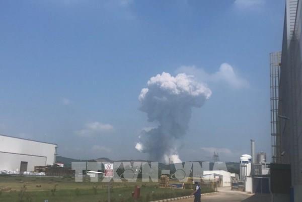 Nổ lớn tại nhà máy sản xuất pháo hoa ở Thổ Nhĩ Kỳ, ít nhất 50 người bị thương