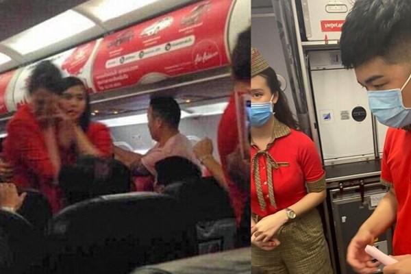 Ném điện thoại vào tiếp viên, nữ hành khách bị phạt 4 triệu đồng và cấm bay 12 tháng,