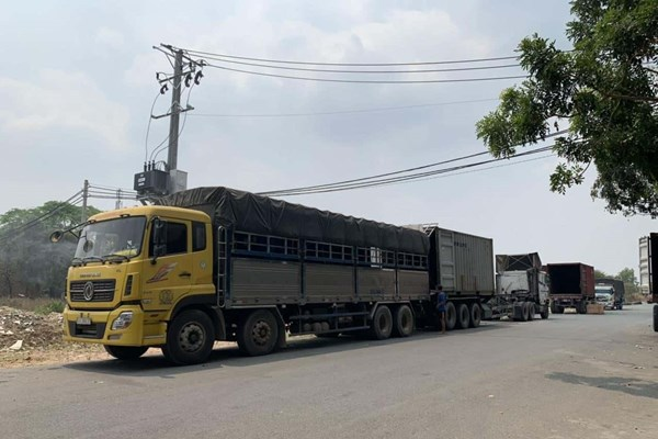 Campuchia sẽ triển khai dự án bãi đỗ xe tải cỡ lớn trị giá 160 triệu USD ở Phnom Penh