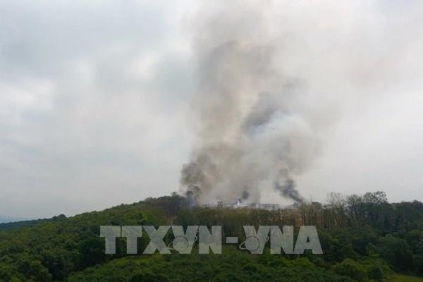 Hơn 100 người thương vong trong vụ nổ nhà máy pháo hoa ở Thổ Nhĩ Kỳ