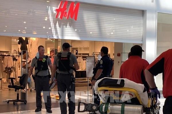 Mỹ: Nổ súng tại trung tâm mua sắm ở bang Alabama
