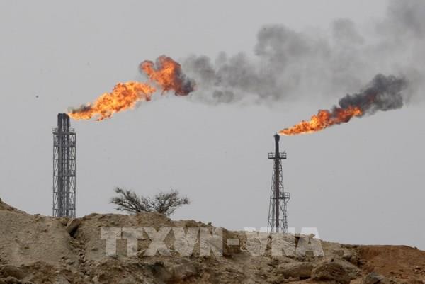 Giá dầu Brent chạm mức cao nhất từ đầu tháng 3/2020