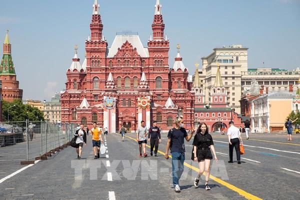 Kinh tế Nga giảm 8,5% trong quý II/2020