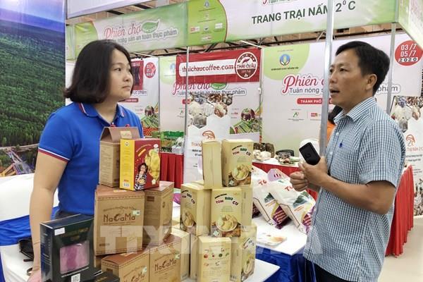 TP Hồ Chí Minh kết nối kích cầu tiêu thụ nông sản thực phẩm