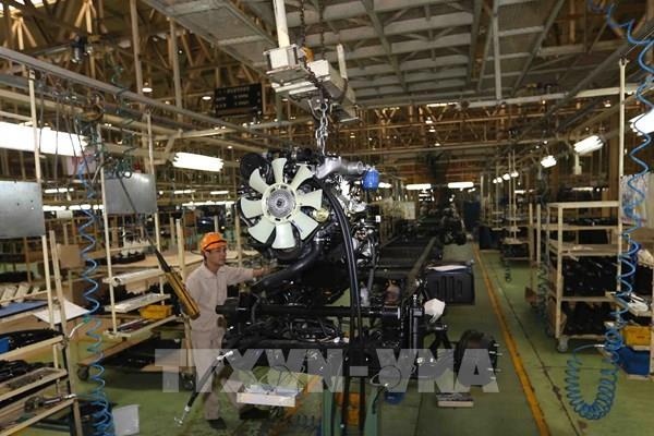 Mức thu lệ phí trước bạ đối với ô tô sản xuất, lắp ráp trong nước