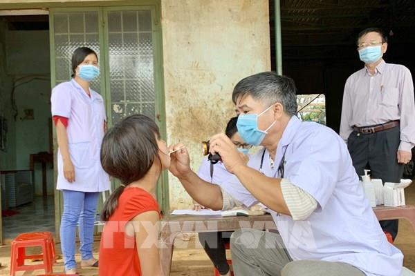 Gia Lai: Thêm 9 ca dương tính với bệnh bạch hầu