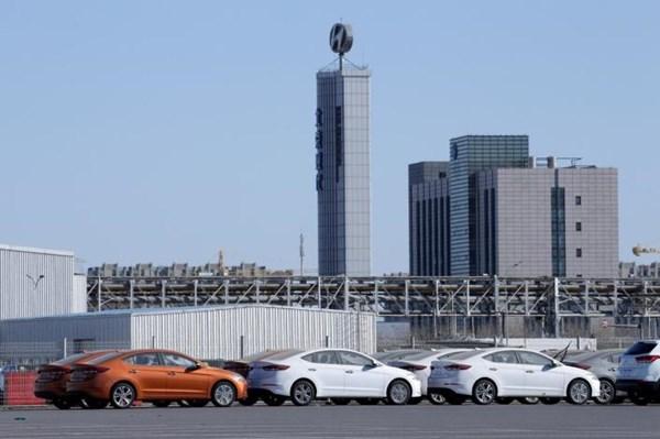 Hyundai Motor muốn thâu tóm nhà máy của GM tại Nga