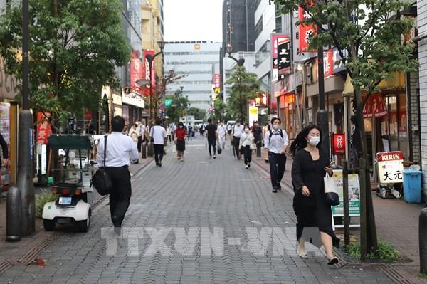 Nhật Bản thảo luận nới lỏng lệnh cấm đi lại với nhiều quốc gia và vùng lãnh thổ