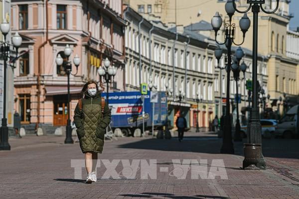 WB dự báo kinh tế Nga sẽ giảm 6% trong năm 2020