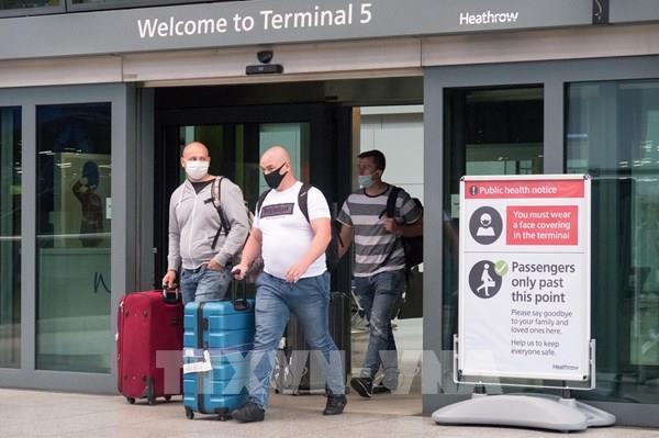 Bất chấp dịch COVID-19, nhu cầu du lịch trên thế giới tăng trở lại
