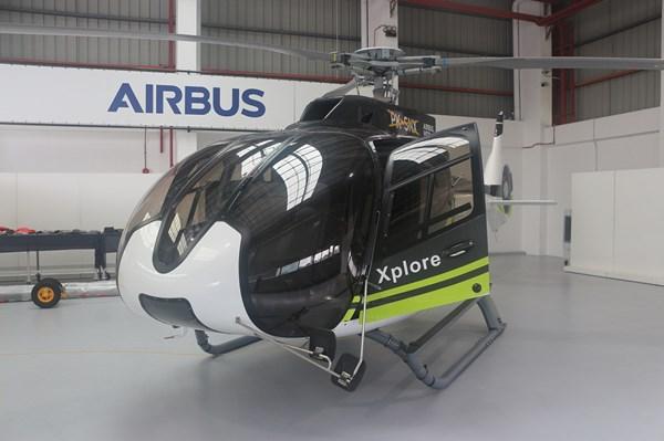 Airbus Helicopters hỗ trợ giao máy bay trực tuyến đầu tiên ở châu Á-Thái Bình Dương
