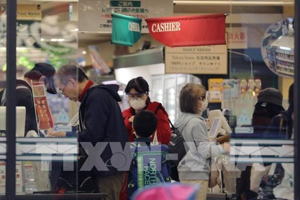 Dịch COVID-19: Thủ đô Nhật Bản nâng cảnh báo lên mức cao nhất