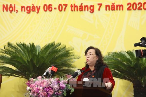 Đề xuất giải pháp đột phá phát triển Thủ đô Hà Nội