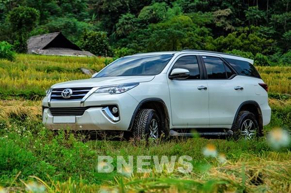 Bảng giá xe Toyota tháng 7/2020, khuyến mại cho 2 dòng xe