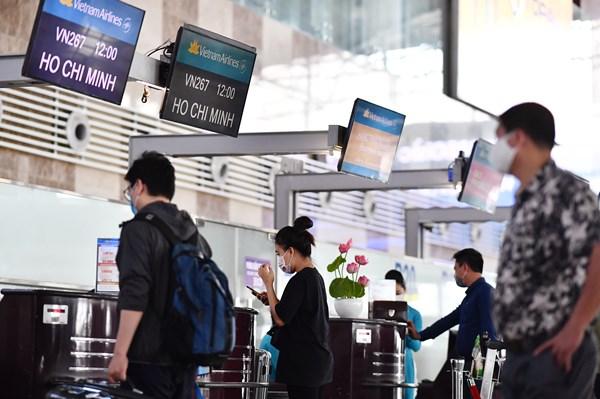 Vietnam Airlines áp dụng quy trình phòng dịch nghiêm ngặt