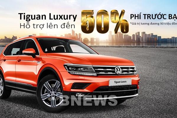 Bảng giá ô tô Volkswagen tháng 7/2020, hỗ trợ phí trước bạ đến 90 triệu