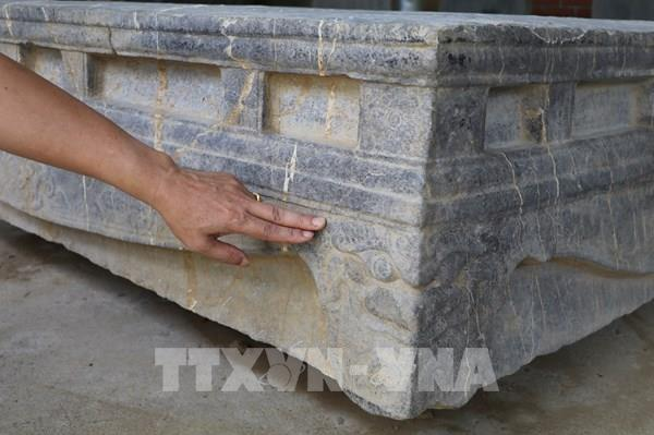 Phát hiện di vật cổ tại Ninh Bình