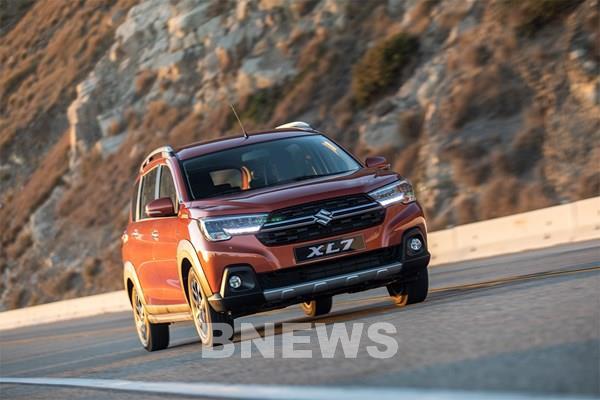 Bảng giá xe ô tô Suzuki tháng 7, thêm SUV XL7 mới