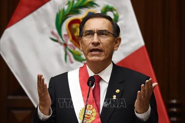 Tổng thống Peru xác nhận 7 người tử vong trong vụ rơi trực thăng quân sự