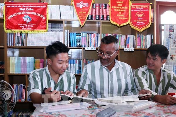 Nơi hướng thiện cho những người ngoại quốc lầm lỡ trên đất Việt