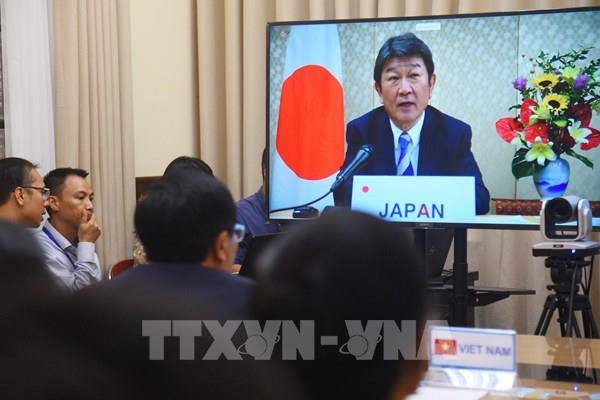 Nhật Bản và các nước tiểu vùng sông Mekong cam kết hợp tác y tế và kinh tế