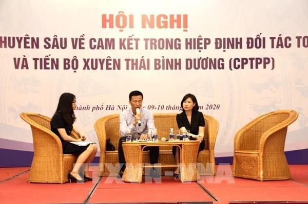 Để các doanh nghiệp hiểu rõ hơn về những cam kết trong Hiệp định CPTPP