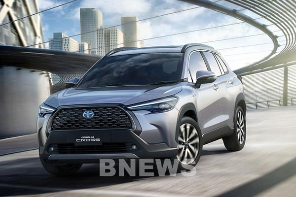 SUV cỡ trung Toyota Corolla Cross sẽ sớm ra mắt thị trường Việt Nam