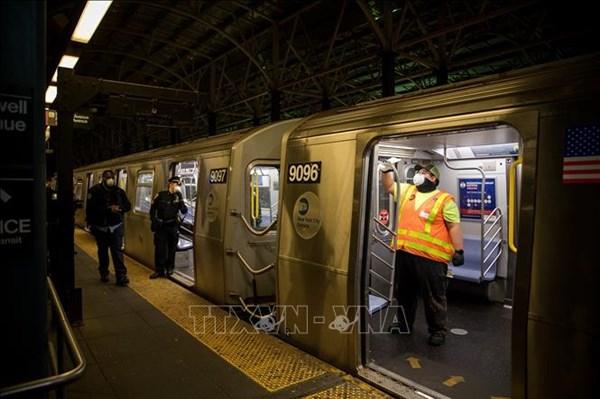 Hệ thống tàu điện ngầm ở New York có thể phải cắt giảm một nửa công suất