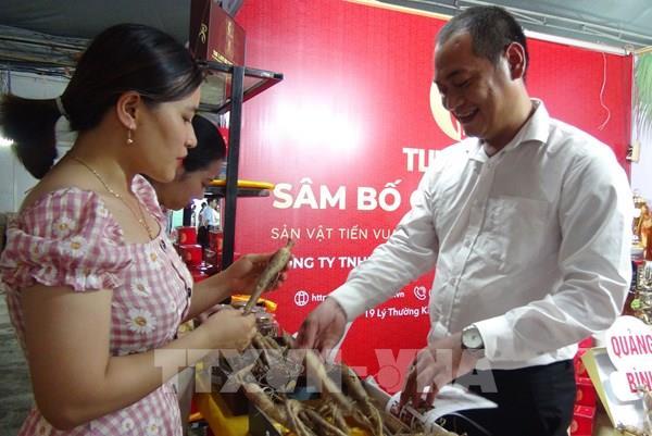 Kết nối tiêu thụ hàng hoá khu vực miền Trung-Tây Nguyên