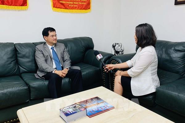 Bước tiến dài trong quan hệ hợp tác kinh tế và thương mại Việt Nam và Hoa Kỳ