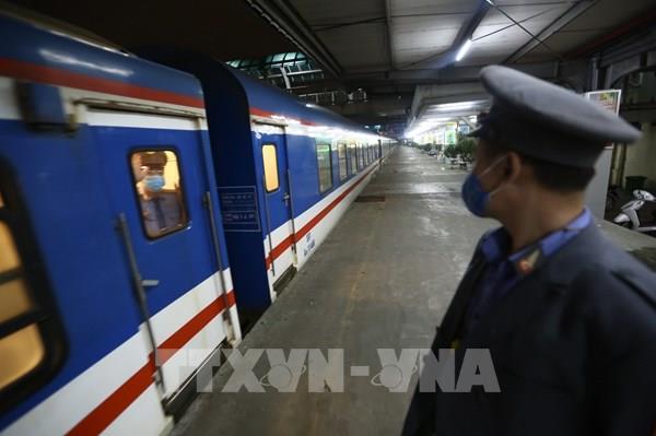 Dịch COVID-19: Đường sắt báo lỗ hơn 725 tỷ đồng