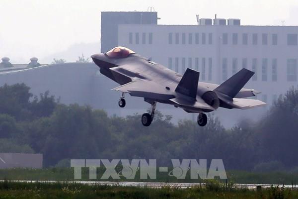 Mỹ phê duyệt bán 105 máy bay chiến đấu F-35 cho Nhật Bản