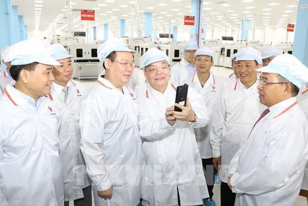 Bí thư Hà Nội: Gỡ vướng để Khu công nghệ cao Hòa Lạc đón sóng đầu tư mới