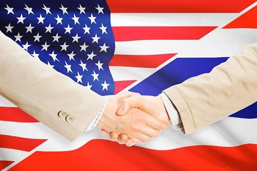 """Mỹ, Thái Lan ký """"Tuyên bố Tầm nhìn chiến lược"""""""