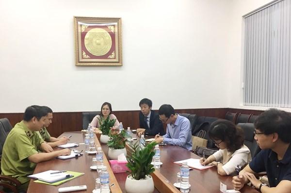 Tăng cường hợp tác giữa quản lý thị trường và thương hiệu UNIQLO tại Việt Nam