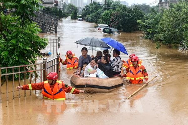 ASEAN 2020:Bộ trưởng Ngoại giao ASEAN ra Tuyên bố về tình hình lũ lụt tại Trung Quốc