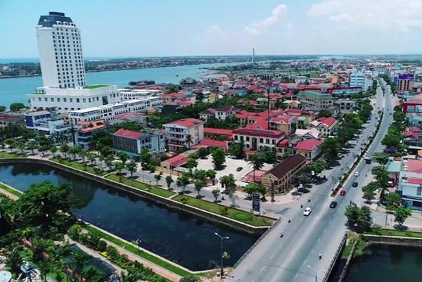 Khoảng 9.000 tỷ đồng sẽ được đầu tư vào thị xã Ba Đồn (Quảng Bình)