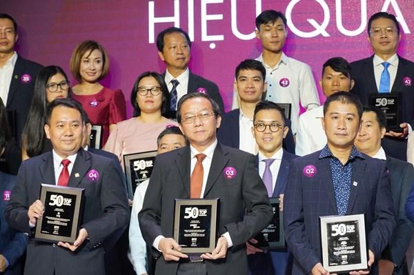 Vietjet nằm trong Top 3 doanh nghiệp kinh doanh hiệu quả nhất trên sàn chứng khoán