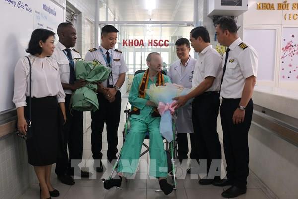 """Bệnh nhân 91 và sự hồi sinh kỳ diệu tại Việt Nam - Bài 2: Từ """"cửa tử"""" đến giấc mơ bay"""