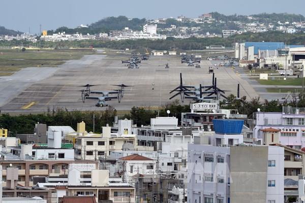 Phong tỏa 2 căn cứ Hải quân Mỹ ở Okinawa do có hàng chục ca mắc COVID-19