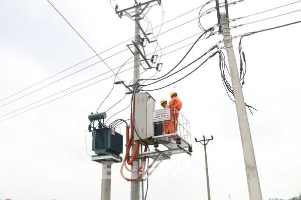 EVN thông tin kết quả kiểm tra ghi chỉ số công tơ và lập hóa đơn tiền điện