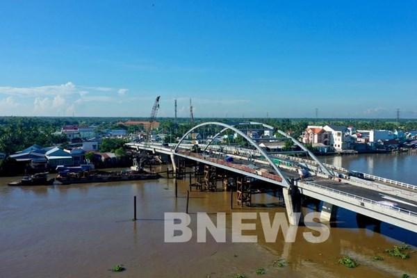 Hoàn thành 23 cầu trên các tuyến quốc lộ: Động lực phát triển kinh tế - xã hội