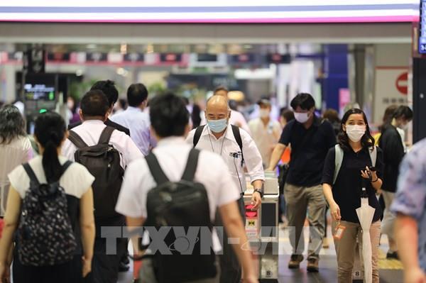 Nhật Bản tiếp tục khuyến cáo hạn chế đi lại với hàng chục quốc gia và vùng lãnh thổ