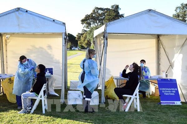 Dịch COVID-19: Australia huy động mọi nguồn lực hỗ trợ bang Victoria