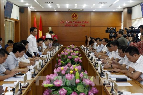 """Công nghiệp là """"trụ đỡ"""" chính của Lào Cai hậu COVID-19"""