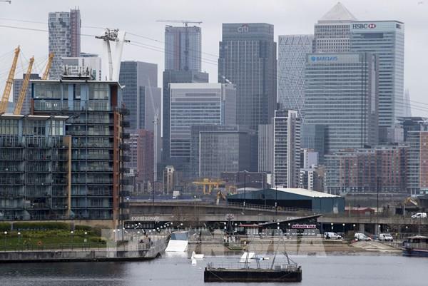 Kinh tế Anh suy giảm mạnh nhất trong vòng 300 năm