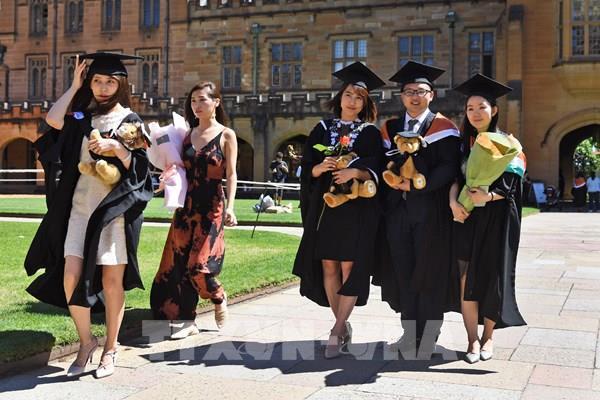 Các trường đại học ở Australia lao đao vì COVID-19